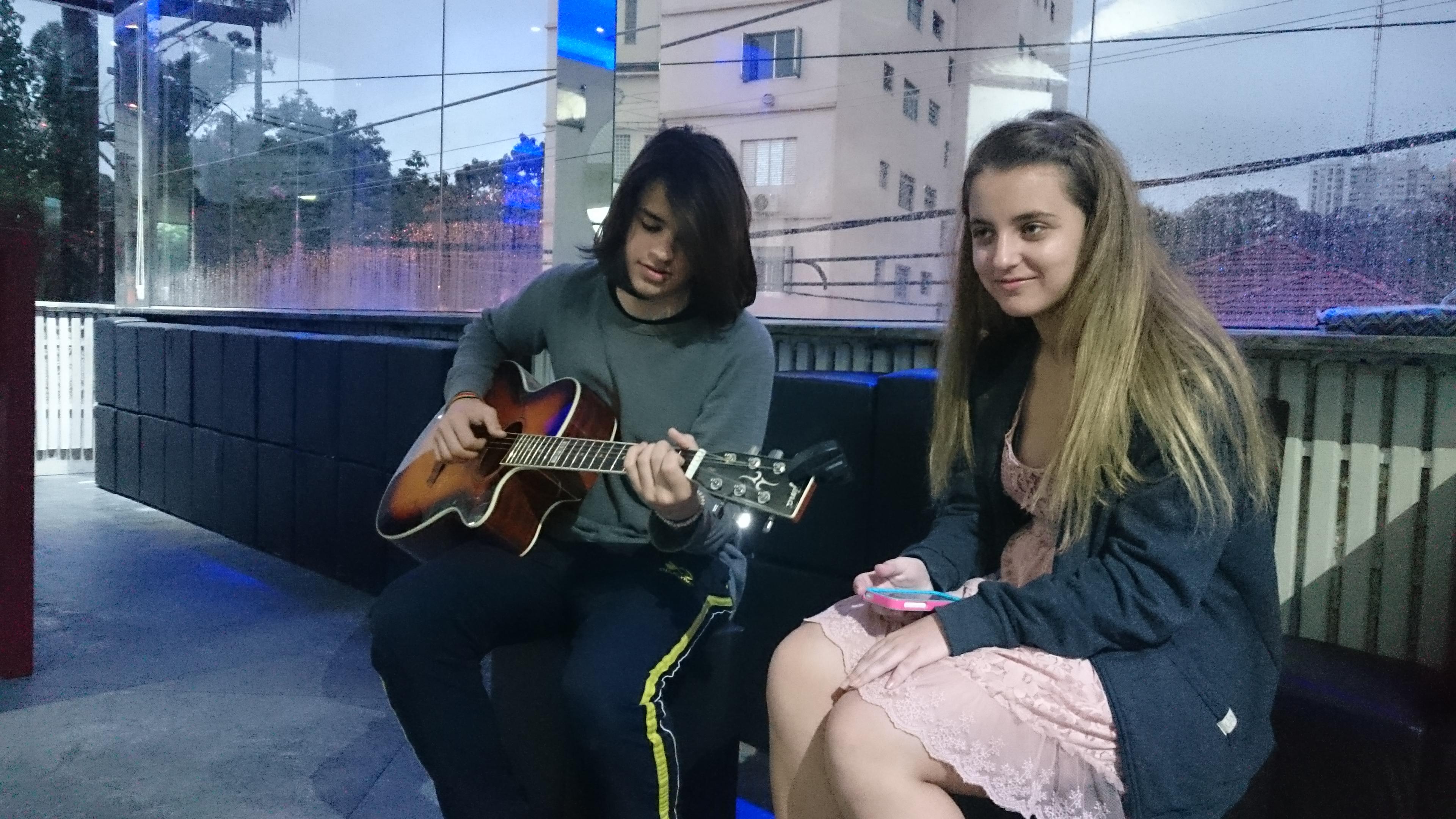 Gabriel e Luiza