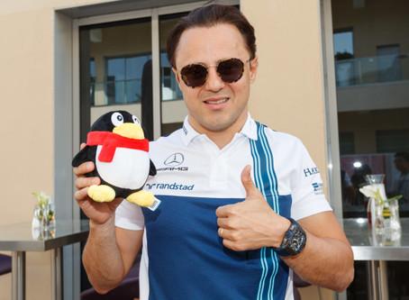专访马萨:F1生涯无憾 承诺未来再来沪
