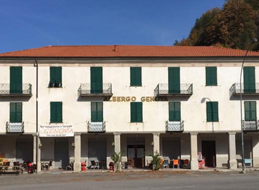Albergo Ristorante Genova a Ottone con servizio navetta per trekking e MTB