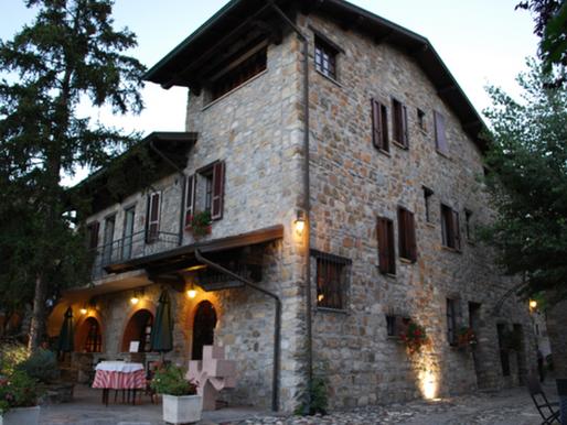 Albergo Ristorante Rocca Rosa a Brugnello