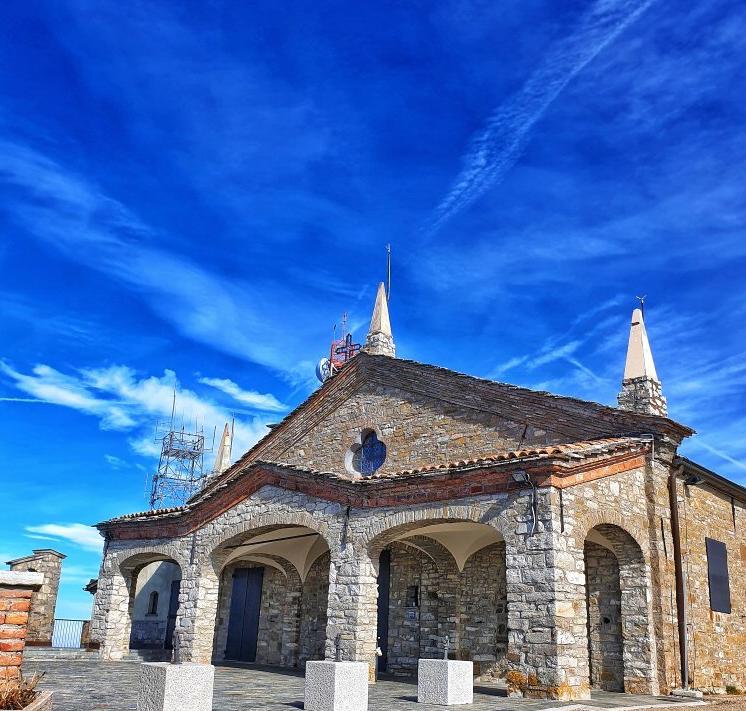 SANCTUARY OF SANTA MARIA AL MONTE PENICE