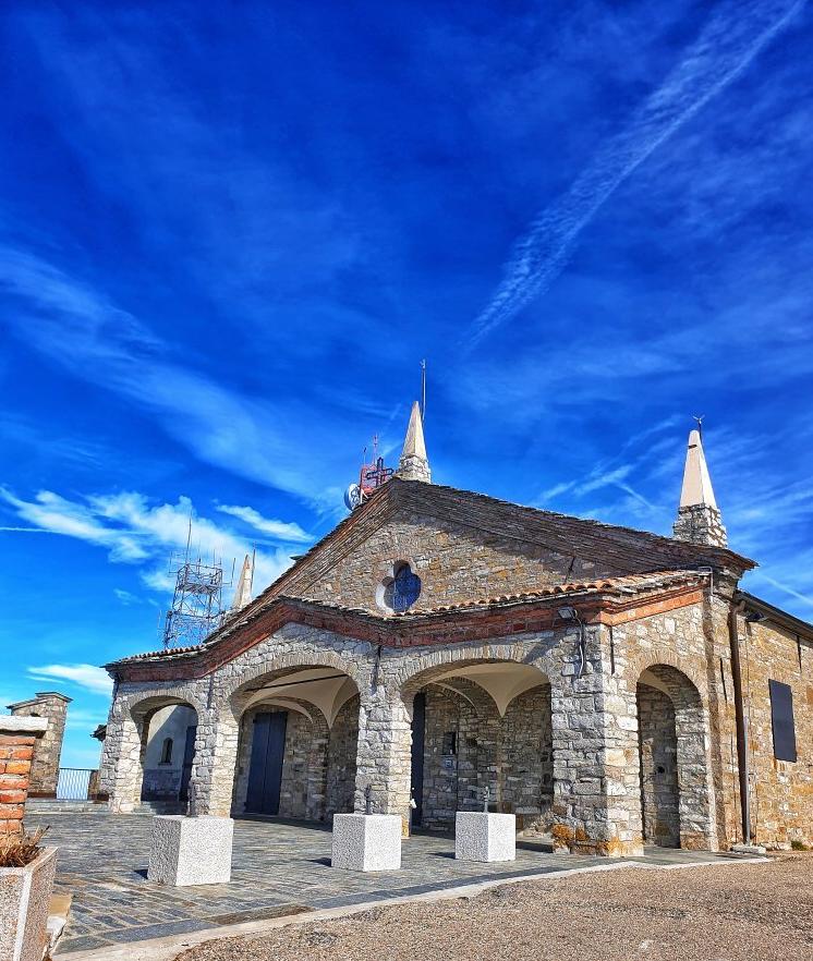 SANCTUARY OF SANTA MARIA DEL MONTE PENICE