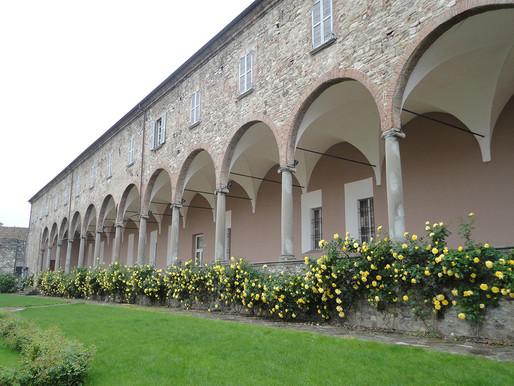 L'Abbazia di San Colombano a Bobbio