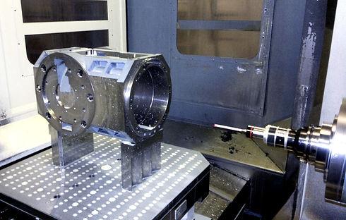 Lavorazioni CAD/CAM