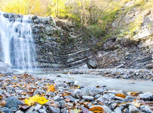 Le cascate del Perino (o di Calenzano)