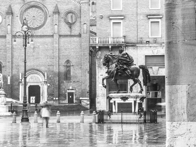 La Piazza dei Cavalli