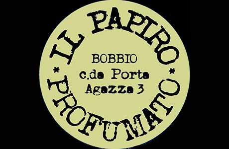 Un souvenir di Bobbio? Vai al Papiro Profumato
