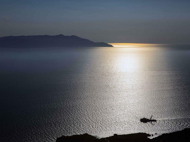 Alba all'Isola del Giglio