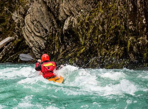 Canoa e Canyoning in Val Trebbia