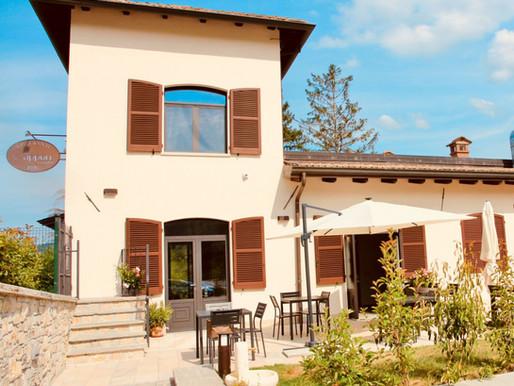 Il Cappon Magro a Bobbio, ristorante e bed and breakfast.