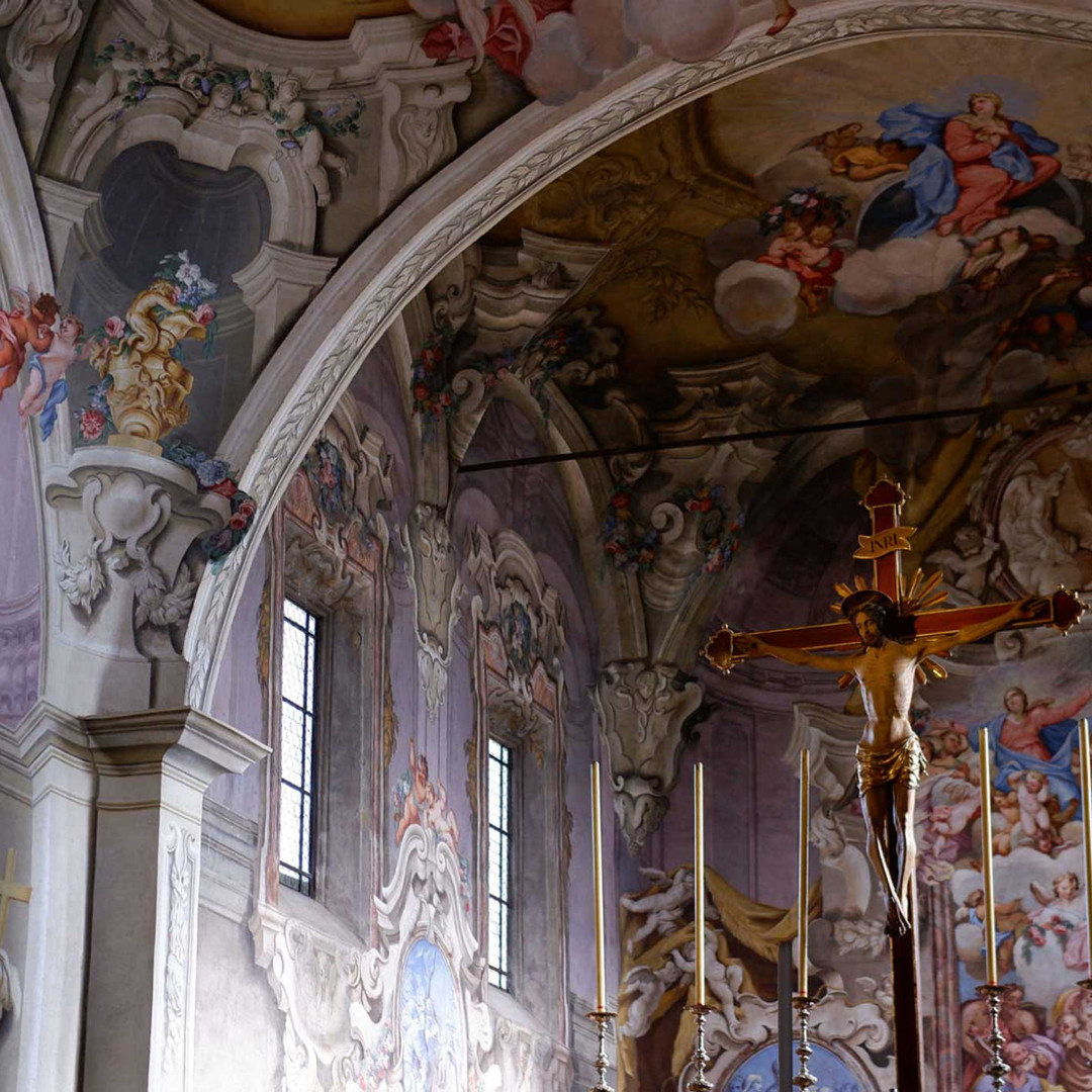THE CATHEDRAL OF BOBBIO