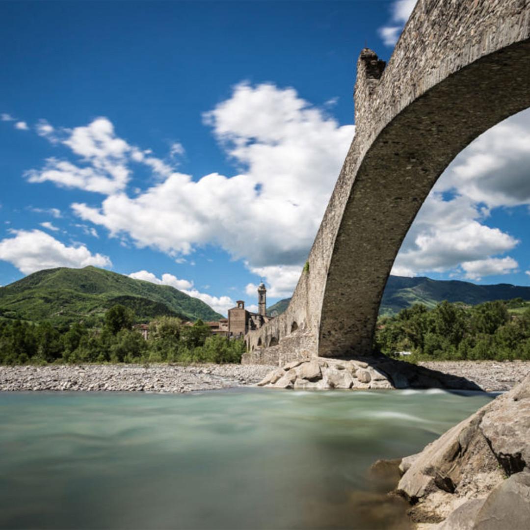 The Ponte Gobbo
