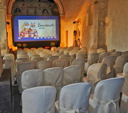 Croara Vecchia - Sala Meeting