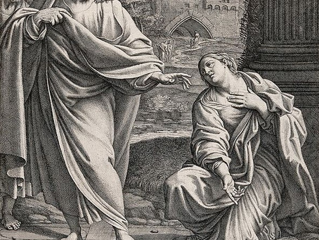 Jesus' Encounter with Woman in Tyre -2