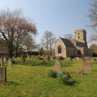 St. Mary's Lower Heyford