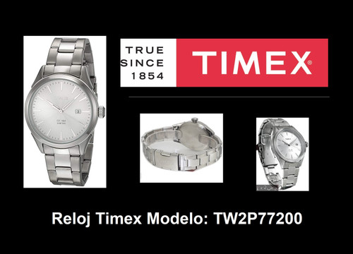 9c2a929a8426 Reloj Timex Modelo  TW2P77200