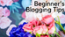 Beginner's Blogging Tips