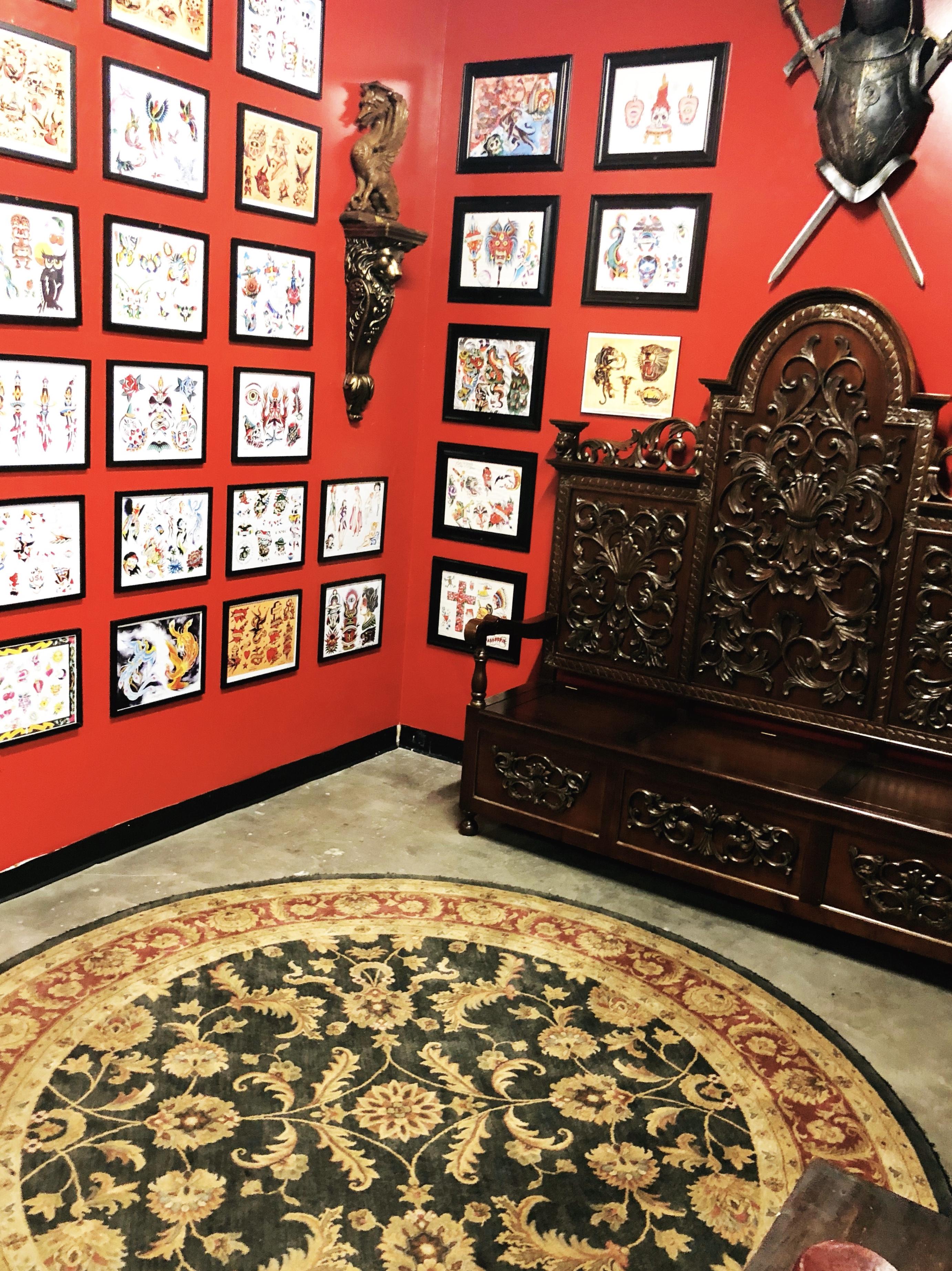 Austin\'s Best Tattoo Shop | Legend Tattoo