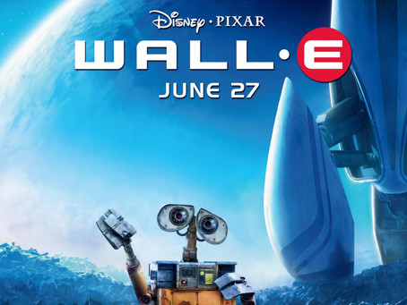 WALL-E is a MASTERPIECE of a movie and here's why.