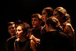 Option théâtre Lycée - Cie Voraces