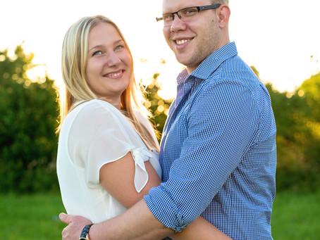 Julia & Michi - Verlobungsbilder in Heppenheim
