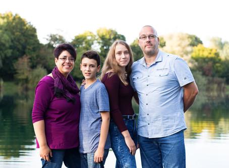 Die Hammers - Familienshooting in Heppenheim
