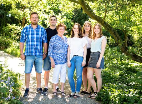 Familie Sturm - Generationenshooting in Weinheim