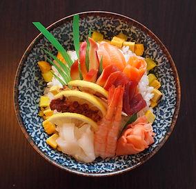 Japanese restaurant Shed tempura ramen sushi sashimi skewer maki roll