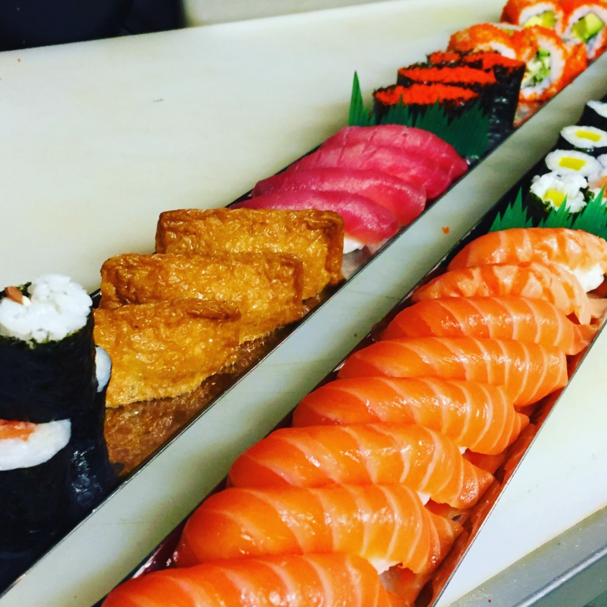 Sushi express party platter