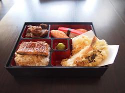 sushi express bento