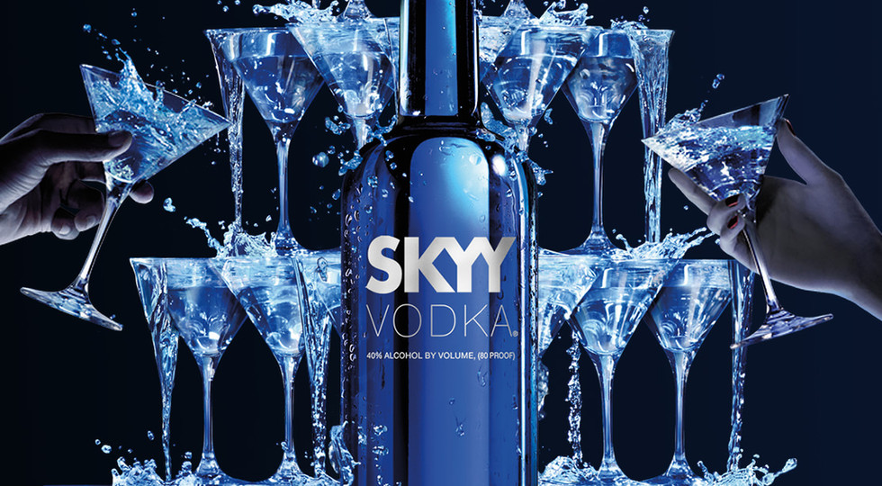 SKYY Vodka x Pandora One