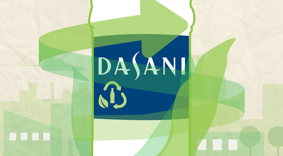 DASANI Water Ecographic Commercial