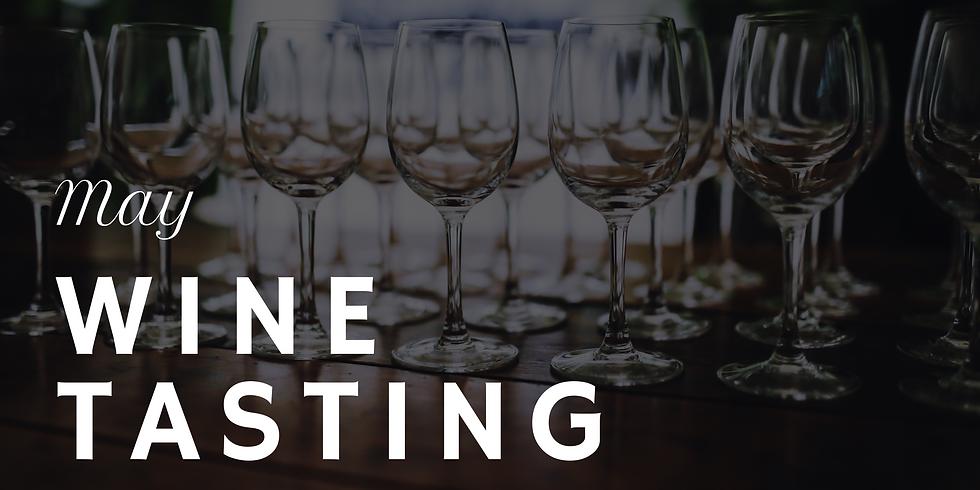 May Wine Tasting