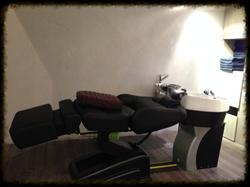 Full Flat Shampoo Chair