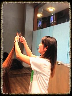 Stylist Saori Takemura
