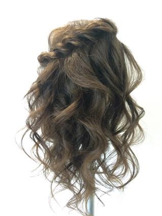 Autumn Hair Style 🍁