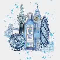 Bombay Sapphire - World Gin Day 2019