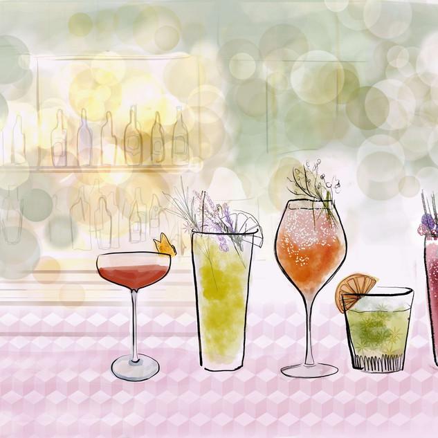 Edinburgh Cocktail Week - Social Media Image