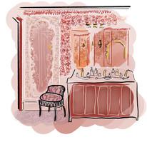 Annabel's Ladies Powder Room