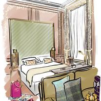 Day 2 - Edinburgh Grand Apartment Interior