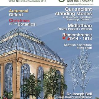 Edinburgh Life Magazine - November/December 2018