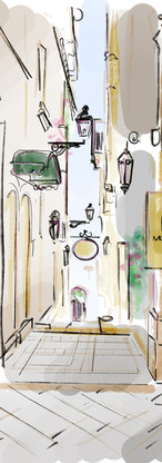 Morgana Taormina, Sicily