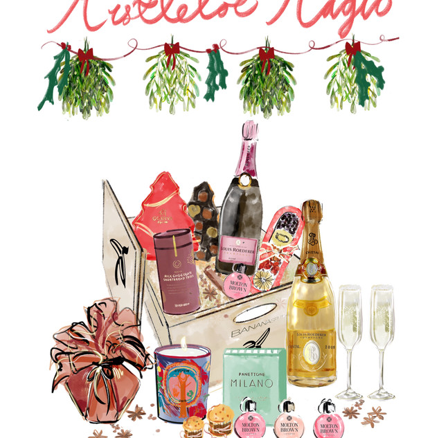 Mistletoe Magic Christmas Hamper