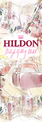 Sketch & Hildon - RHS Chelsea Flower Show