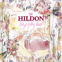 Sketch X Hildon Water for Mayfair Flower