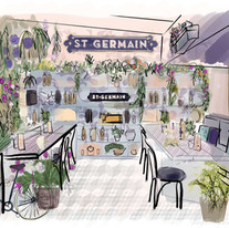 St Germain at Rabble, Edinburgh