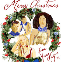 Young Guns Group christmas card