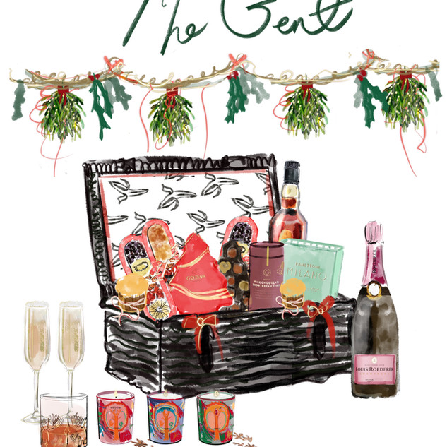 The Gent Christmas Hamper