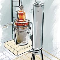 Wee Mary distillery