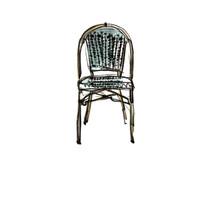 Parisian bistro chair